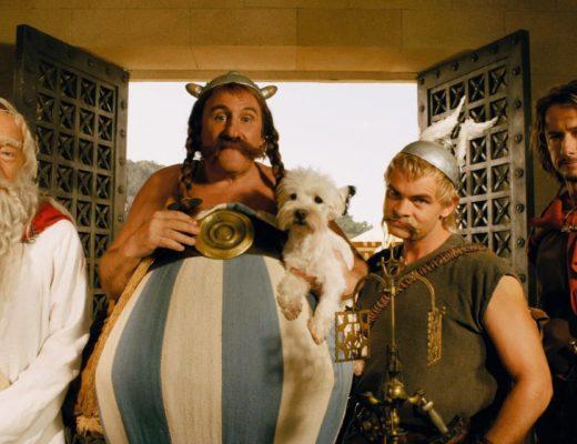 Asterix na olimpiadzie