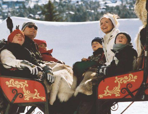 Dzieci mojej Dzieci mojej siostry w Norwegiisiostry w Norwegii