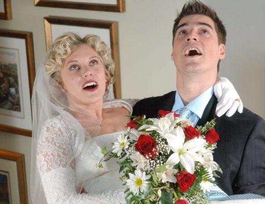Niespodziewany ślub