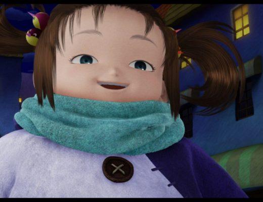 Mały pingwin Yona Yona