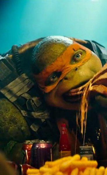 Wojownicze żółwie ninja: Wyjście zcienia