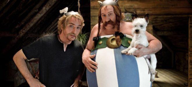 Asterix i Obelix: W służbie jej królewskiej mości