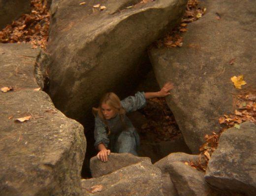 Mandie i sekretny tunel