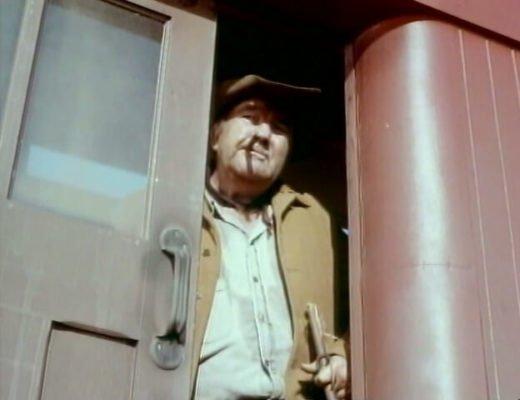 Cimarron Strip - Pociąg od wielkiego dzwonu