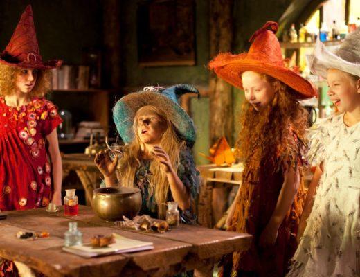 Fuksia, mała czarodziejka