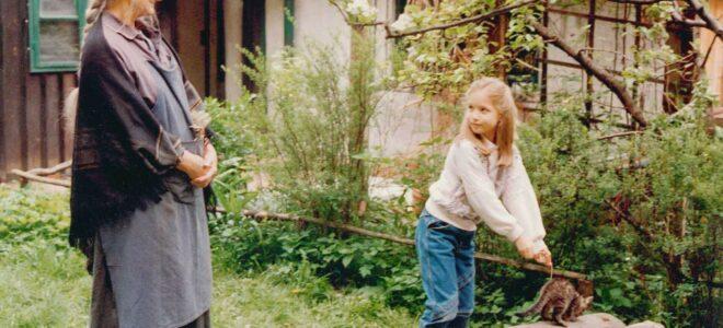 Jonatana i czarownica