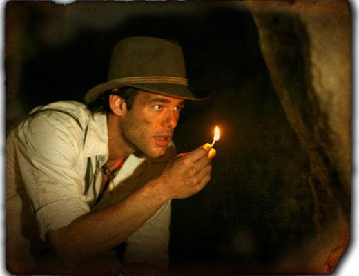 Jack Hunter i zaginiony skarb Ugaritu