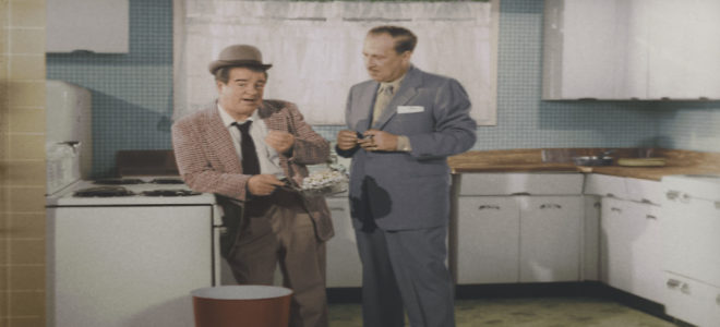 Abbott i Costello najlepsze skecze – część 2