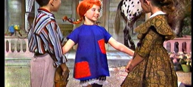 Shirley Temple Show – Pippi