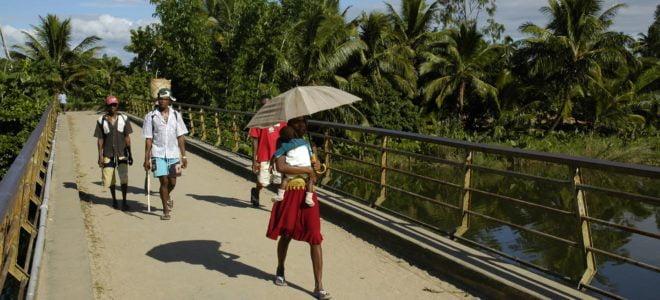 Madagaskar. W krainie Antankarana