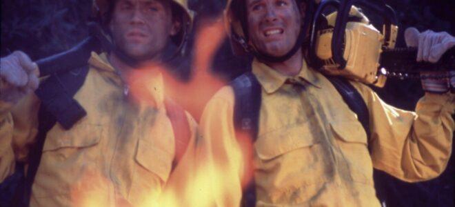 Gdy płoną lasy