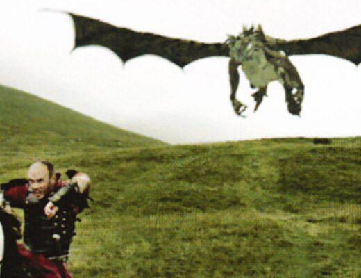 Merlin i wojna smoków