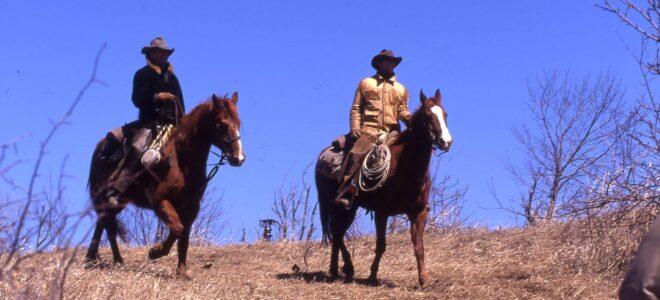 Nic dobrego dla kowboja