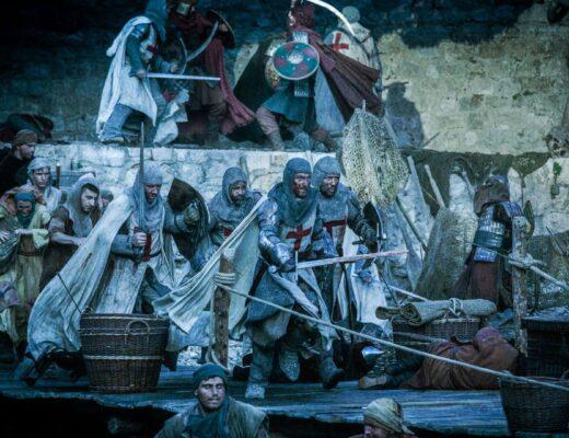 Templariusze - odc. 1