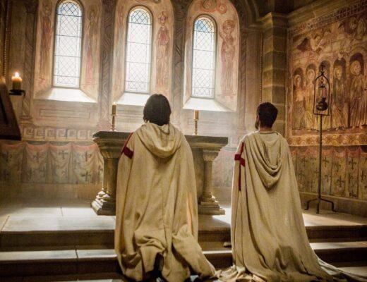 Templariusze - odc. 4
