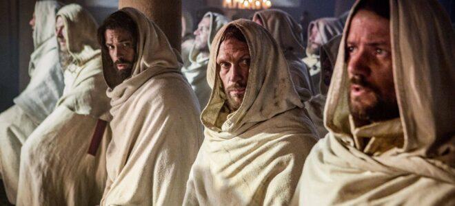 Templariusze – sezon 1, odc. 1