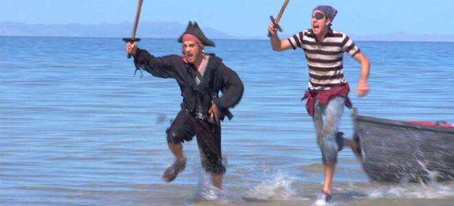 Piraci ze słonego jeziora