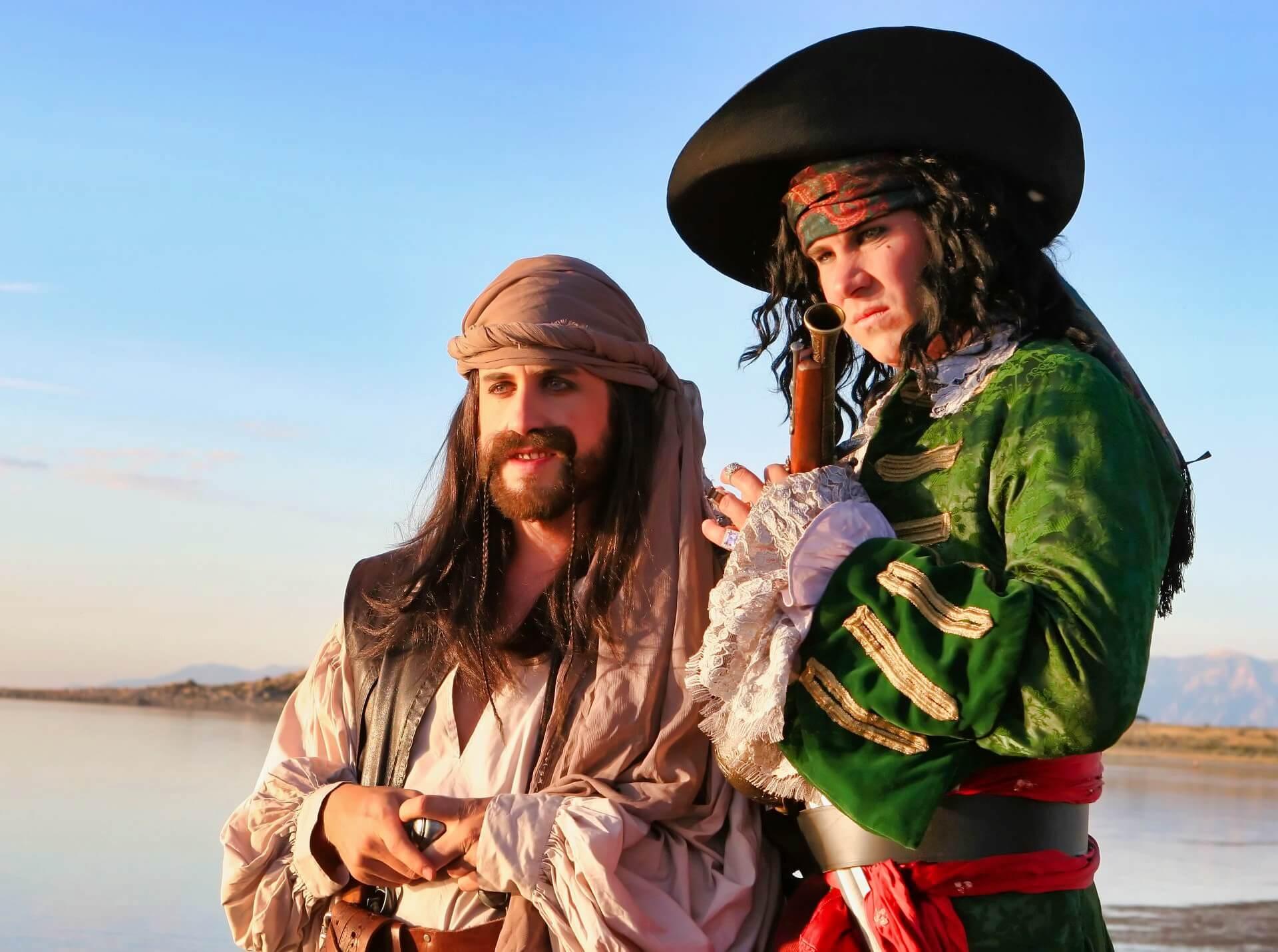 Piraci zeSłonego Jeziora